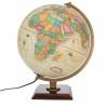 Bradley Antique Illuminated Globe