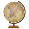 Globemaster Antique Desk Globe