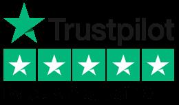 JustGlobes Trust Pilot Rating