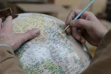 Painting a Zoffoli Globe