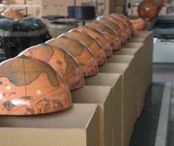 Packing Zoffoli Globes