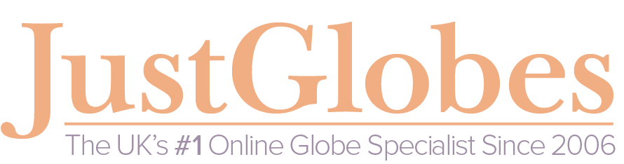 JustGlobes.uk - The UK's Largest Online Globe Specialist